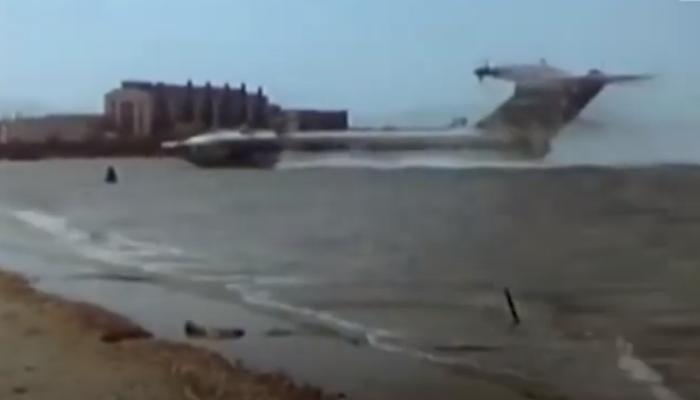 «Είναι αεροπλάνο ή πλοίο;»: Το σοβιετικό «τέρας της Κασπίας» που άφησε τους πράκτορες της CIA με ανοιχτό το στόμα (Pics)