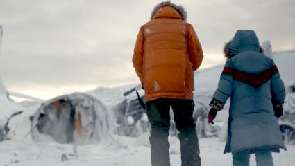 Midnight Sky: Το trailer για το πιο αναμενόμενο sci-fi της χρονιάς είναι συγκινητικά χορταστικό