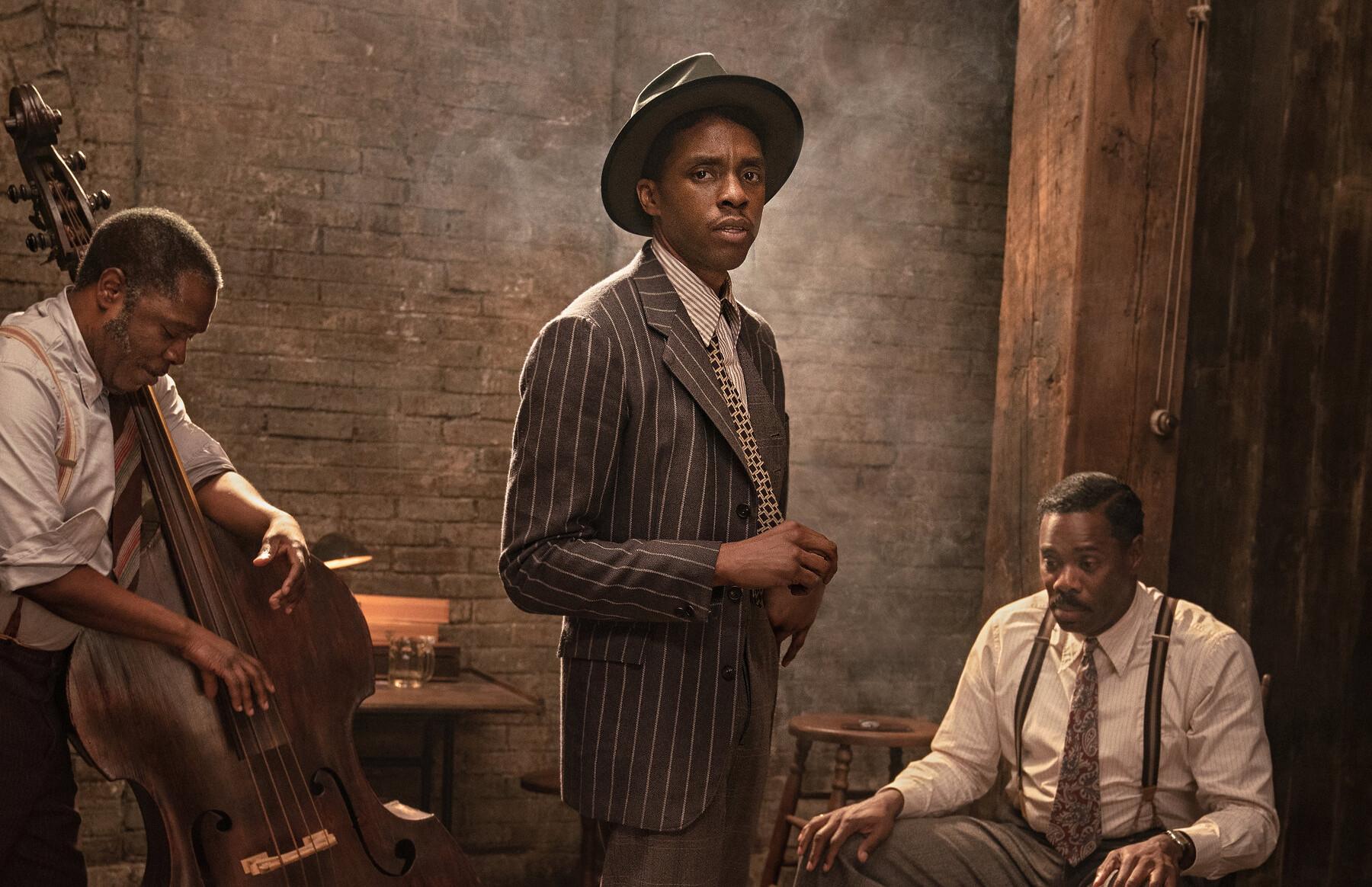 Ma Rainey's Black Bottom: Μια από τις καλύτερες μετά θάνατον ερμηνείες σε μια ταινιάρα
