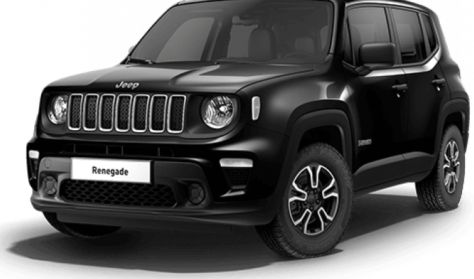Όροι και προϋποθέσεις στον διαγωνισμό για το Jeep Renegade