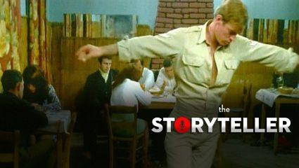 «Ζεϊμπέκικο της Ευδοκίας»: Τι χόρευε στ' αλήθεια ο λοχίας στη θρυλική σκηνή