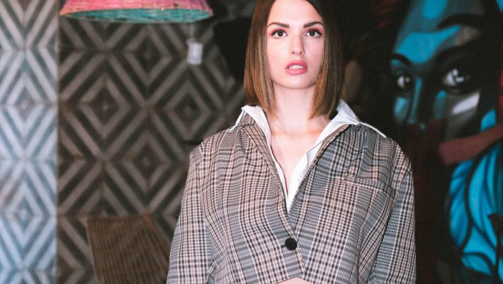 Η Κατερίνα Λιόλιου δεν ανήκει στα «συνηθισμένα» πρόσωπα της ελληνικής μουσικής