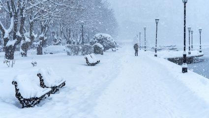 Καιρός – Μαρουσάκης: Χιόνι μέχρι το πρωί της Τετάρτης στην Αττική – Η πρόγνωση