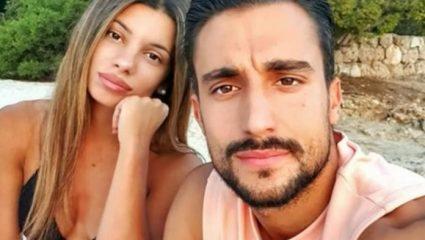 Άστραψε και βρόντηξε: Οι πρώτες φωτό της Μαριαλένας και του πρώην της όταν δεν έγραφαν οι κάμερες (Pics)