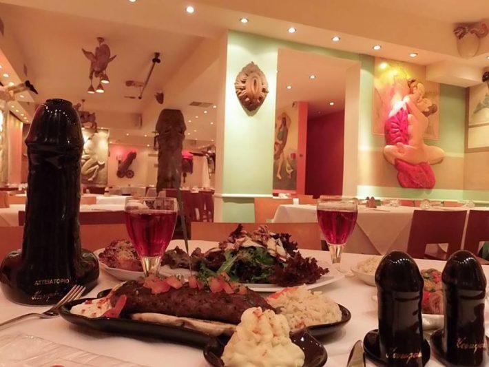 Κατάλογος με βρισιές, πιάτα- πρόκληση: Το τέλος του πιο κακόφημου εστιατορίου της Αθήνας που έσπασε όλα τα ταμπού (Pics)