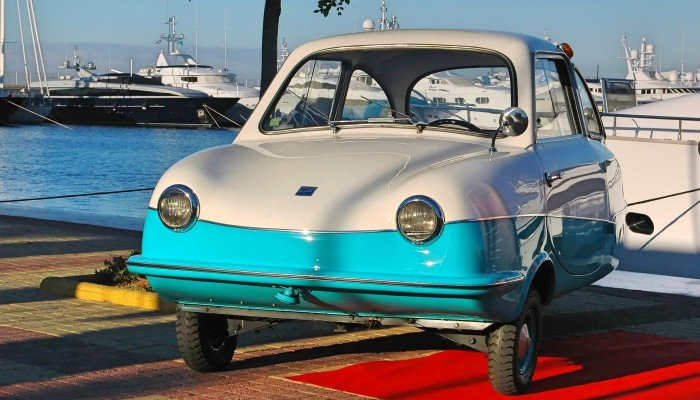 Attica 200: Το τρίτροχο αμάξι που όργωνε την Ελλάδα