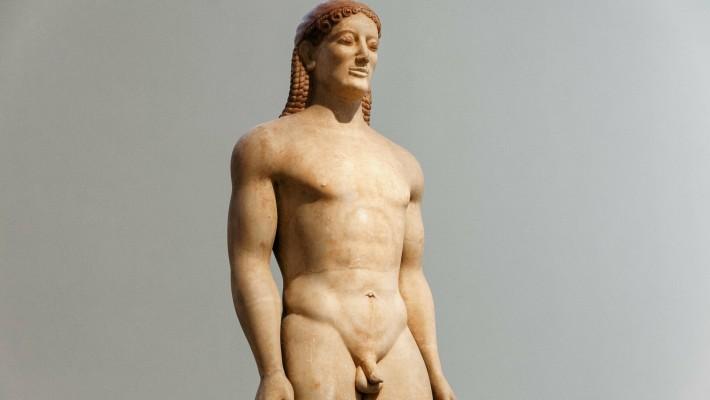 2/3 το αγνοούν: Εσύ ξέρεις γιατί τα αγάλματα των αρχαίων Ελλήνων είχαν μικρά μόρια;