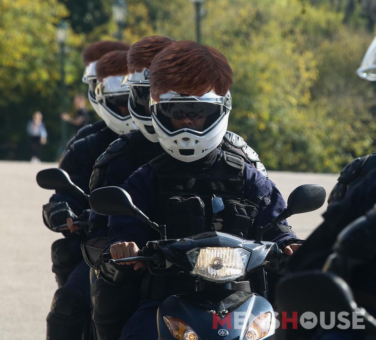 Μένιος Φουρθιώτης: Αυτή είναι η νέα του ειδική φρουρά μετά την απόσυρση των αστυνομικών