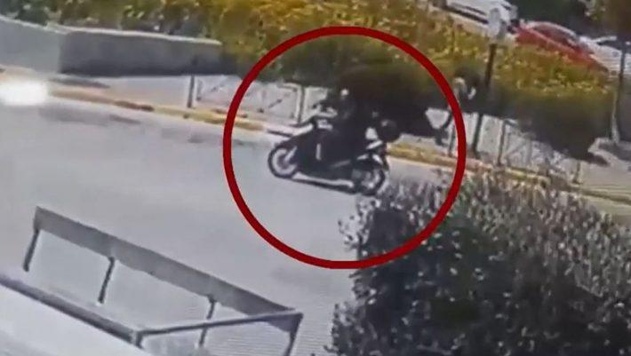 Γιώργος Καραϊβάζ: Στο φως νέα βίντεο 4 λεπτά μετά τη δολοφονία