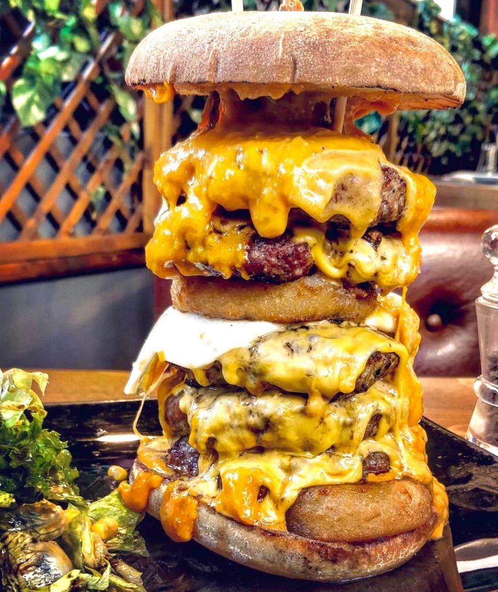 Butcher's: Το μπέργκερ που χορταίνεις για μια βδομάδα μόνο που το βλέπεις