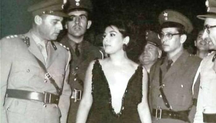 «Προσβολή δημοσίας αιδούς»: Το φόρεμα της «Ελληνίδας Μπελούτσι» που προκάλεσε παρέμβαση εισαγγελέα (Pics)