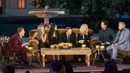 Friends: Η πικρή αλήθεια που φανέρωσε αυτό το υπέροχο reunion