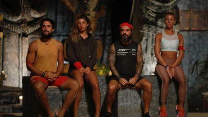 Survivor: Ο λόγος που κατάφερε η Καρολίνα να διώξει τον Τριαντάφυλλο