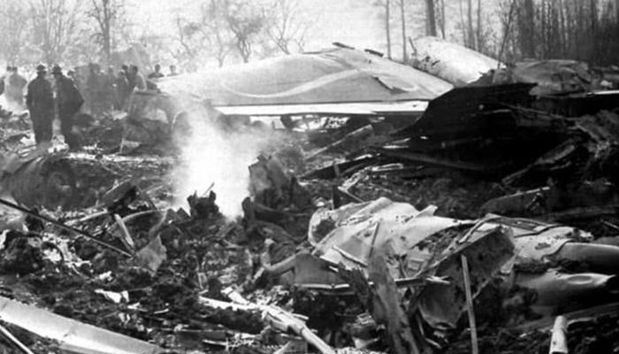 «Δεν τους σκότωσε το αεροπλάνο»: Η ομάδα που ξεκληρίστηκε σε 5' εκεί που κανένα όχημα δεν μπορούσε να φτάσει
