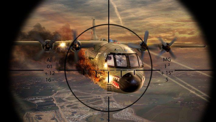 «Απέναντι σε 16, χωρίς πυρομαχικά»: Ο πιλότος-θρύλος της πολεμικής αεροπορίας που προέβη στην πιο απονενοημένη πράξη αυτοθυσίας