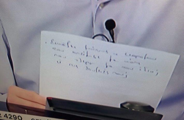Μόνο τυχαίο δεν ήταν: Η Νικολούλη κάτι θέλει να μας πει με αυτό το πλάνο...