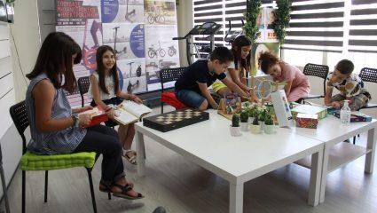 GRCTECH: Πρωτοπορεί με ειδικά διαμορφωμένο χώρο για τα παιδιά των εργαζομένων της