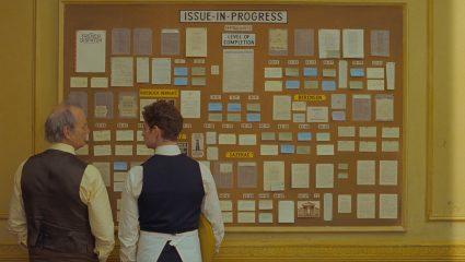 Ο Γουές Άντερσον κάνει την κινηματογραφική ένωση της επόμενης χρονιάς
