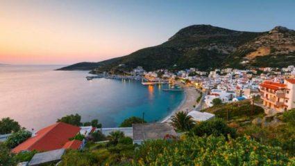 Γεμάτο αιωνόβιους: Το ελληνικό νησί των φυσιολατρών που οι κάτοικοί του βρήκαν τη διατροφή της μακροζωίας