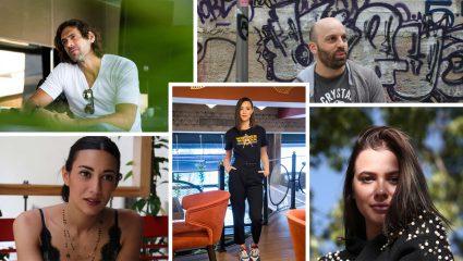 5 χρόνια Menshouse, 5 συνεντεύξεις, 5 πρόσωπα που τα είδαμε…αλλιώς