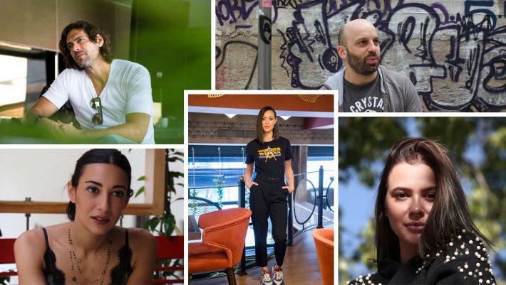 5 χρόνια Menshouse, 5 συνεντεύξεις, 5 πρόσωπα που τα είδαμε...αλλιώς