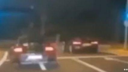 Mad Clip – Αποκαλυπτικό βίντεο: «Έφυγε» το αυτοκίνητο στην ευθεία