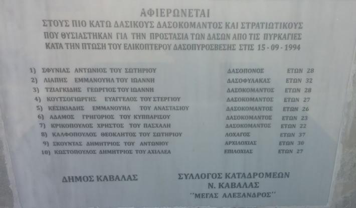 Το «Τάγμα της Φωτιάς»: Η θυσία της ομάδας Ελλήνων καταδρομών με το μοιραίο ελικόπτερο