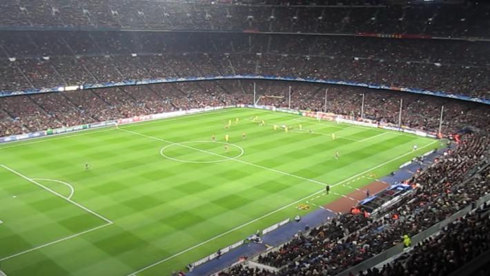 4 γκολ στην Μπάρτσα μέσα στο «Καμπ Νόου»: Το 10άρι που αφήσαμε να φύγει απ' την Α' Εθνική έβγαλε μάτια στην Ισπανία
