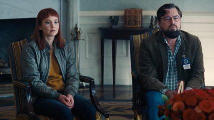Don't Look Up: Μαύρη κωμωδία, τρομερό καστ, έτοιμη για τα Όσκαρ – Η ταινία που περιμένουν όλοι στο Netflix