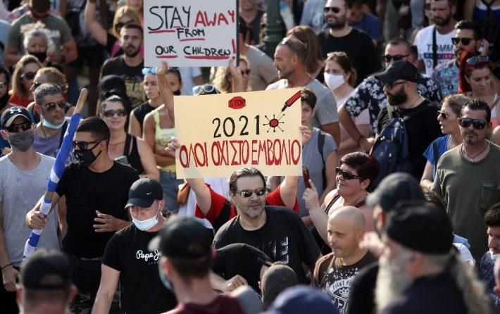 Σας θυμίζει κάτι; Οι Έλληνες αρνητές του 1995 μοιάζουν υπερβολικά πολύ με τους σημερινούς… (Vid)