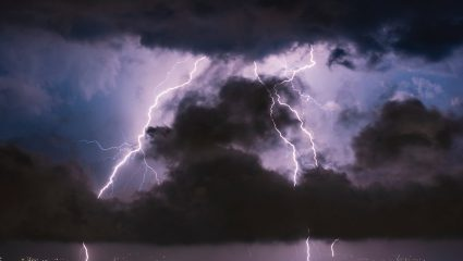 Κακοκαιρία Μπάλλος, Live χάρτης: Καταιγίδες στην Αττική – Η πρόγνωση για τις επόμενες ώρες